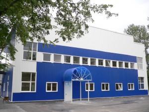 Модульное здание в Калуге