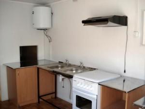 душевые кабины, кухни на базе бытовок